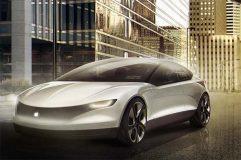 Apple obtient son permis pour tester sa voiture autonome