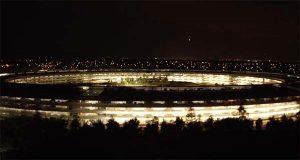 Apple Park : un nouveau survol du site en drone montre de nouveaux détails [Vidéo]
