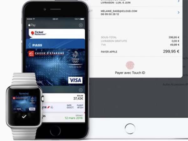 Apple Pay permettra les paiements peer-to-peer ?