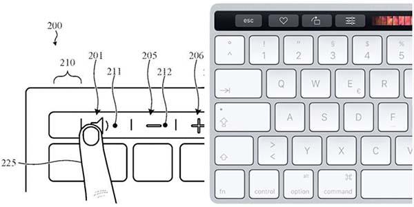 Apple pourrait intégrer la Touch Bar et Touch ID dans son Magic Keyboard