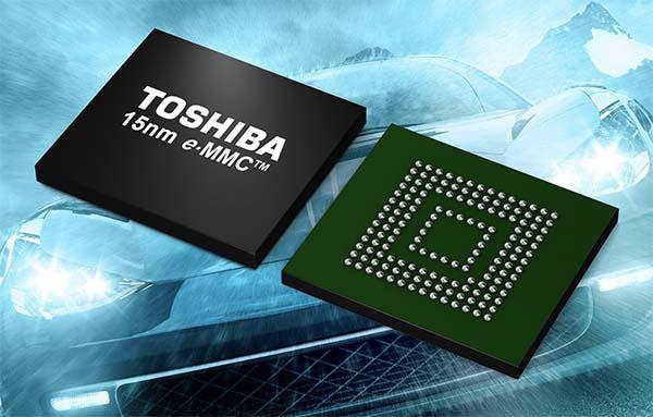 Apple voudrait bien avoir sa part du gâteau dans les mémoires NAND de Toshiba