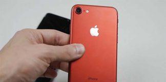 Drop Test : les iPhone 7/7 Plus RED font face aux Galaxy S8/S8 Plus [Vidéos]