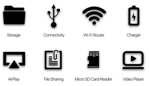 [Exclu] Présentation de DoBox : Station d'accueil sans fil portable pour périphériques Apple