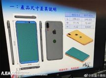 Fuite iPhone 8 : un schéma dévoile quelques détails dont le Touch ID au dos