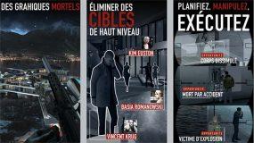 Hitman Sniper revient avec un nouveau fusil et le thème Cyberpunk Néo-Tokyo