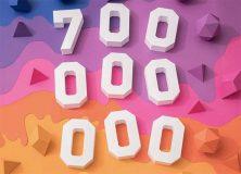 Instagram a désormais 700 millions d'utilisateurs !