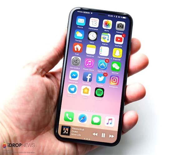 iPhone 8 : un nouveau concept 3D et de nouveaux détails sur les caractéristiques
