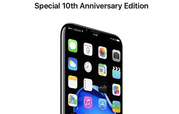 iPhone 8 : un nouveau concept 3D proche d'une possible réalité !