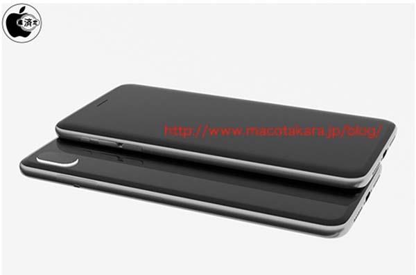 iPhone 8 : un nouveau rendu 3D basé sur les rumeurs et le design de l'iPhone 4