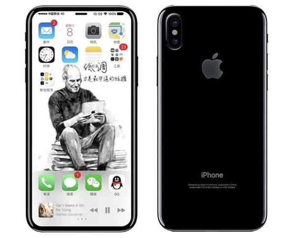 iPhone 8 : un nouveau schéma vient confirmer plusieurs caractéristiques