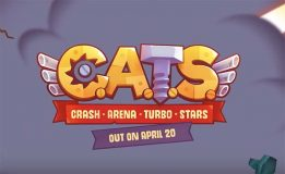 Le studio derrière Cut The Rope s'apprête à lancer son nouveau jeu C.A.T.S.