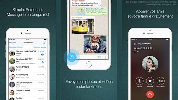Les messages WhatsApp peuvent maintenant être lus par Siri !