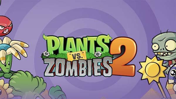 Plants vs Zombies 2 célèbre ses 8 ans avec de nouveaux niveaux et plus encore !