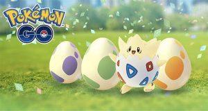 Pokémon GO lance une chasse aux œufs pour Pâques !