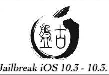 Précautions pour faire le jailbreak iOS 10.3 - iOS 10.3.1 de PanGu