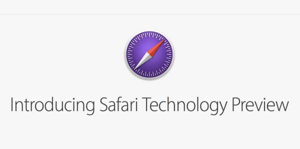 Safari Technology Preview 27 est disponible