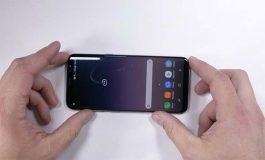 Test de durabilité : Comment s'en sort le Galaxy S8 ? Réponse en vidéo !