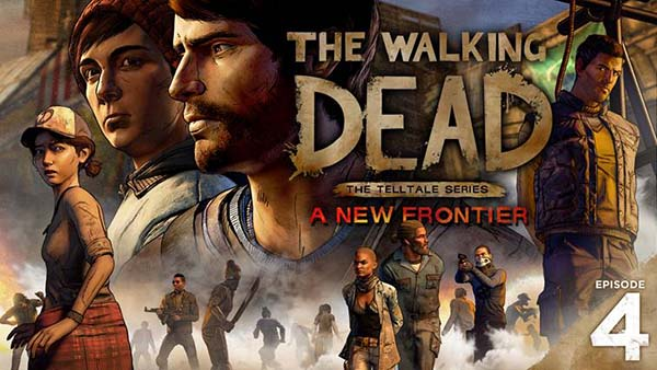 The Walking Dead: A New Frontier, l'épisode 4 « Plus fort que tout » disponible le 25 avril