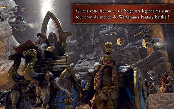 Total War: WARHAMMER débarque sur le Mac App Store !