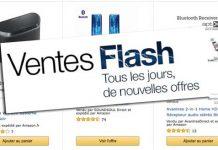 Ventes Flash Amazon : Tablette Graphique, Enceinte iQualTech, Station de Charge et plus