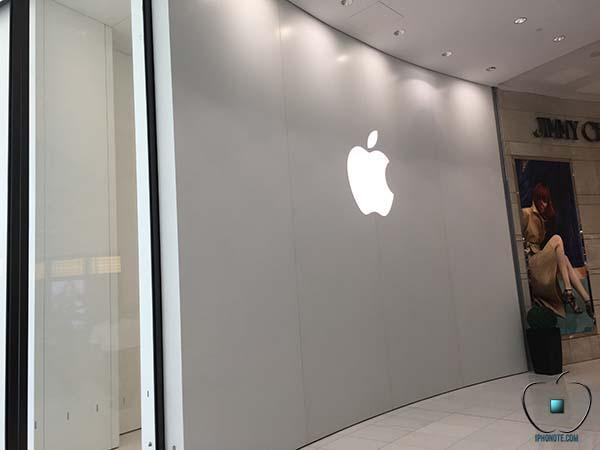 Voici de nouvelles photos de l'intérieur de l'Apple Store de Dubaï