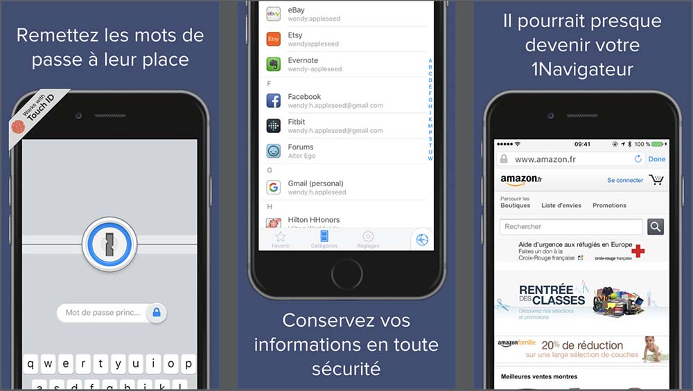 1Password ajoute le mode « Voyage » pour cacher des informations sensibles
