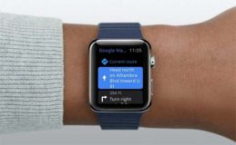 Amazon, eBay et Google Maps se retirent de l'Apple Watch