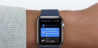 Amazon, eBay et Google Maps se retirent de l'Apple Watch