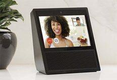 Amazon vient de lever le voile sur sa borne « Echo Show » avec écran tactile