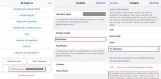App Store, les paiements via l'opérateur mobile débarquent en France et en Turquie