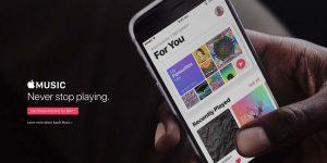 Apple Music, l'offre d'essai de 3 mois gratuit arrêtée dans certains pays
