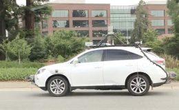 Apple Car, la voiture autonome prise sur le fait en vidéo !