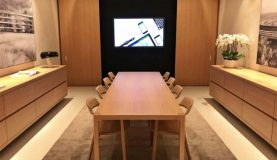 Nouvel aperçu de l'Apple Store de Singapour avant son ouverture le 27 mai