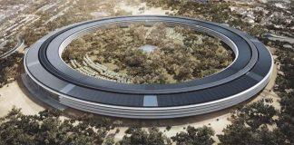 L'application Plans dévoile l'Apple Park dans les moindres détails