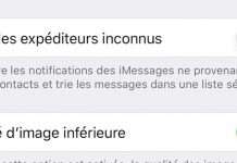 Astuce iOS 10 - Diminuer le poids des images