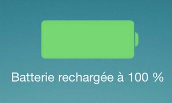 Astuce - Un iPhone rechargé plus vite !