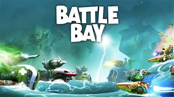 Battle Bay, un nouveau trailer annonce sa sortie mondiale ce jeudi sur l'App Store
