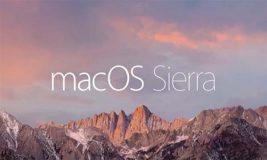 La cinquième bêta de macOS 10.12.5 est disponible pour les développeurs