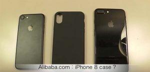 iPhone 8 : et voici maintenant sa coque dévoilée en photos et en vidéo !