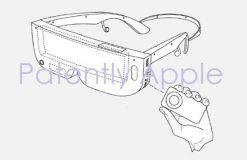 Deux nouveaux brevets Apple à propos de la réalité augmentée