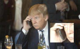 Enfin un iPhone pour Donald Trump...mais avec une seule application !