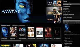 Les films encore au cinéma bientôt sur iTunes ?