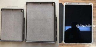 Fuites des coques de l'iPad Pro 10,5 pouces