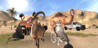 Goat Simulator PAYDAY, le jeu de simulation de chèvre est de retour !