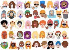 Google Allo permettra bientôt de créer des autocollants personnalisés à partir de vos selfies