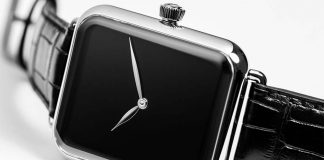 H. Moser & Cie sort une copie Suisse de l'Apple Watch à 24 000 euros