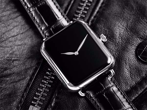 H. Moser & Cie sort une copie Suisse de l'Apple Watch à 24 000 euros