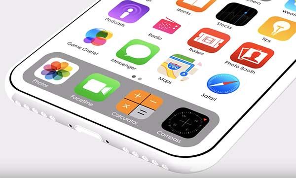 iPhone 8 : les rumeurs auraient raisons de la baisse des ventes d'iPhone 7