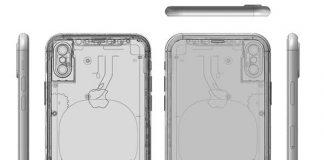 iPhone 8 : encore un schéma mais sous toutes les coutures !