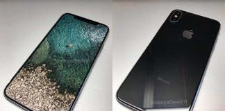 iPhone 8 : voici le rendu de l'écran OLED en action sur toute la surface